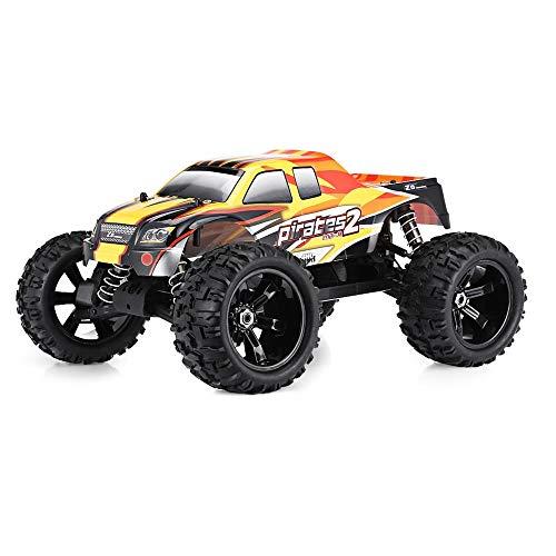 SGI ZD Racing 08427 1/8 120A 4WD Brushless RC Car Monster Truck RTR