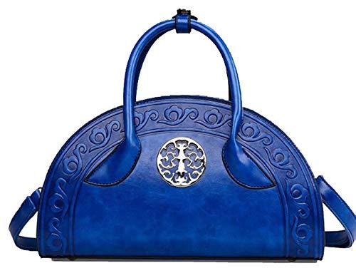 Etnico Stile Con smile A 11 colore Mini Hi Blu Tracolla 33 Porta Rilievo In Portafoglio Red Dimensione Monete Borsa 20cm zdvxwx8q