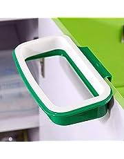 Kitchen Garbage Bag Holder - Green