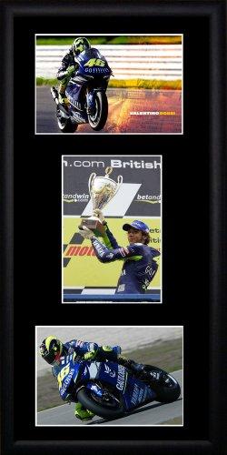 Valentino Rossi Framed Photographs (Valentino Photograph Rossi)