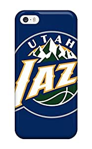 Queenie Shane Bright's Shop basketball nba utah jazz NBA Sports & Colleges colorful iPhone 5/5s cases 2938371K110158511