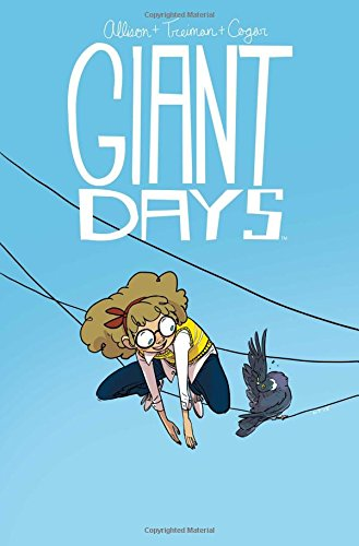 Giant Days, Vol. 3 pdf
