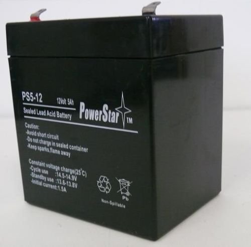 AMOF Razor E100 E125 E150 Electric Scooter Battery 12v 5ah