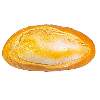 ibloom Jumbo Pain de Table Squishy Bread Loaf Squishy: Toys & Games