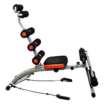 Fitness House Six Pack Care Banc De Musculation Mixte Adulte Noir
