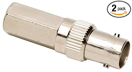Allen Tel GBNC-125B-75 75-Ohm BNC Female Coaxial Twist-On