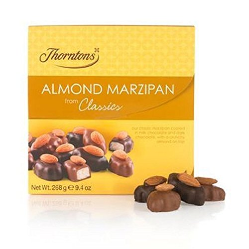 Thorntons Classics Almond Marzipan (268g) (Pack of 6) by Thorntons