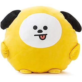 Amazon.com: LINE FRIENDS Cushion - Choco Character Pong Pong ...