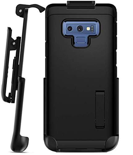 Encased Belt Clip Holster for Spigen Tough Armor Case - Galaxy Note 9 Secure Fit Rotating Holster (case not Included)