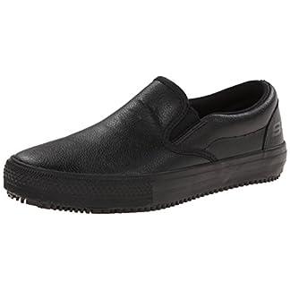 Skechers for Work Women's Maisto Slip Resistant Slip-On