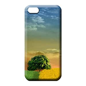 iphone 5c Highquality Design New Arrival mobile phone skins sky blue air white cloud