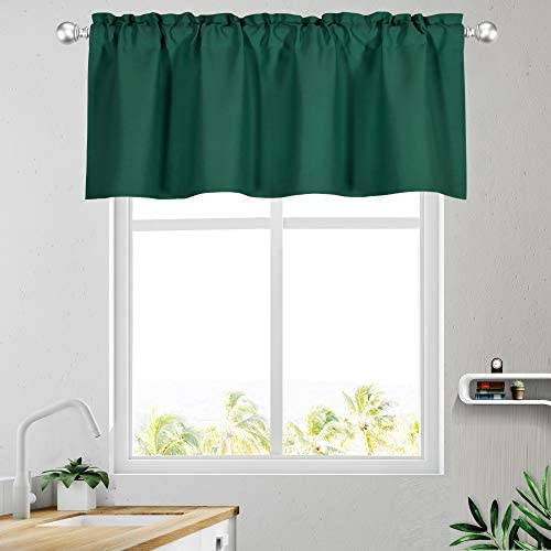 Green Brown Tan Girl Scout Cookie valance
