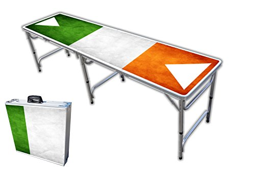 Table Graphics (8-Foot Professional Beer Pong Table - Shenanigans Graphic)