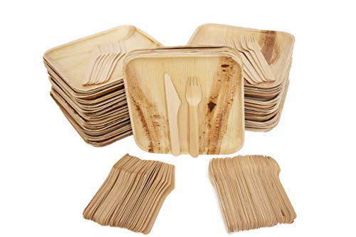 """Eco Only Disposable party pack of 150 