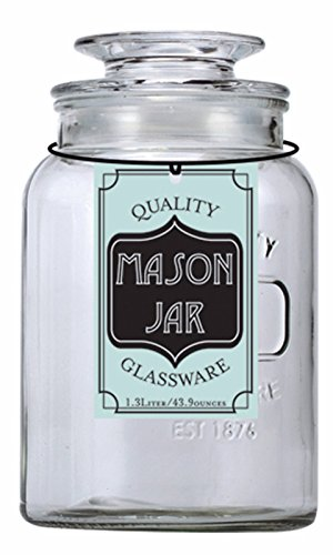 yellow candy jar - 8