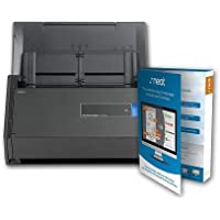 Fujitsu ScanSnap iX500 25PPM Duplex Document Scanner, USB and Wi-Fi with Neat Receipt software