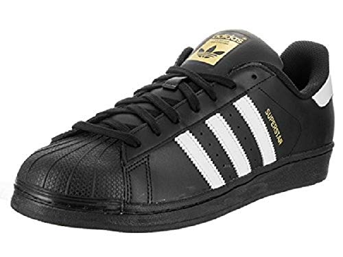 adidas Originals Men's Superstar Shoe Running White/Black, ((20 M US)