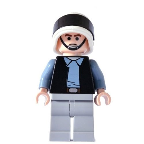 Lego Rebel Scout Trooper Star Wars Minifigure