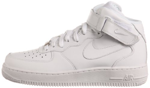 Pour blanc Force 1 Air Chaussures De Blanc 111 Homme Mid Nike '07 Basketball xwf8qRwgP