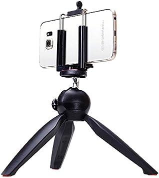 Yunteng YT-228-Mesa para trípode con Soporte para Smartphone, Color Negro: Amazon.es: Electrónica