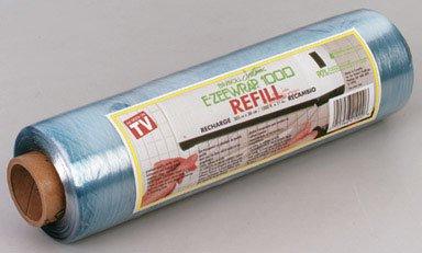 EZEE WRAP 1000 WRAP PLASTIC REFILL 1000-FT ROLL 305m Roll