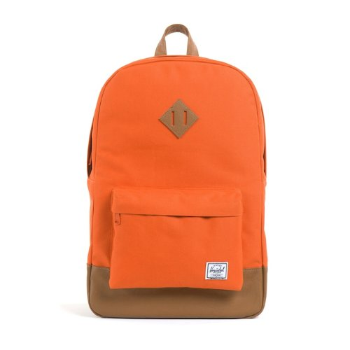 Herschel Supply Co. Heritage, Camper Orange, One Size, Bags Central