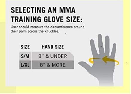 Everlast Pro Style MMA Gants de Grappling