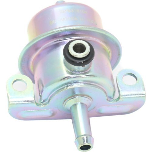 Fuel Pressure Regulator compatible with 3-Series 84-93/940 91-95 / Scoupe 93-95 Straight Nipple Orientation ()