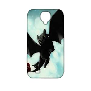 Angle-Store Black bat 3D Phone Case for Samsung Galaxy s4