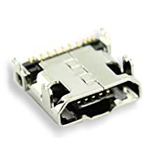 Bislinks® USB Charging Port Connector Block Without Flex For Samsung Galaxy S4 i9500 i9505