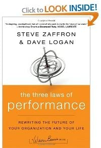The Three Laws of Performance byLogan