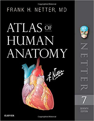 Atlas of Human Anatomy (Netter Basic Science): 9780323393225 ...