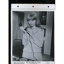 "Pierette Pradier OSS 117 Mission For Killer Original 8x10"" Key Book Photo #H4085"
