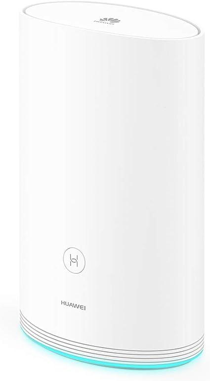 Huawei WiFi Q2 Full Mesh WLAN System 3er-Pack, WLAN-Abdeckung ohne Funkschatten im Haus, B/üro und Wohung bis zu 360 m2, MU-MIMO, HUAWEI SmartHome APP, Guest WiFi, Parental Control wei/ß