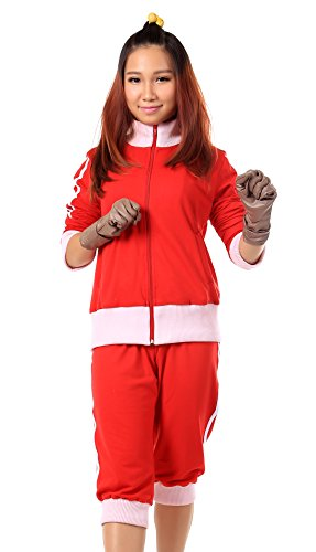 Meiko Sakine Cosplay Costume (De-Cos Vocaloid Russian Matryoshka Cosplay Sakine Meiko 1st Version Set)