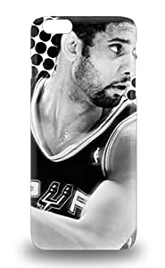 Shock Dirt Proof NBA San Antonio Spurs Tim Duncan #21 Case Cover For Iphone 6 Plus ( Custom Picture iPhone 6, iPhone 6 PLUS, iPhone 5, iPhone 5S, iPhone 5C, iPhone 4, iPhone 4S,Galaxy S6,Galaxy S5,Galaxy S4,Galaxy S3,Note 3,iPad Mini-Mini 2,iPad Air ) 3D PC Soft Case