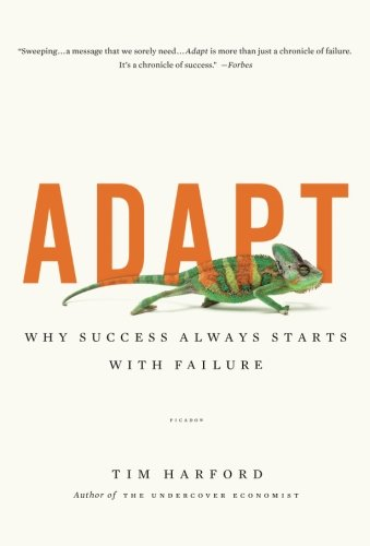 Adapt: Why Success Always Starts with Failure ebook
