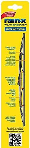 2 Pack Rain-X 820153 19 Windshield Wiper Blade
