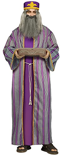 Fun World Wise Men Purple, STD. Up to 6' / 200 lbs.
