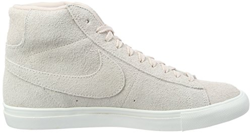 Nike Herren Blazer Mid Hohe Sneaker Beige (Silt Red/Silt Red-Summit White-Gum Light Brown)