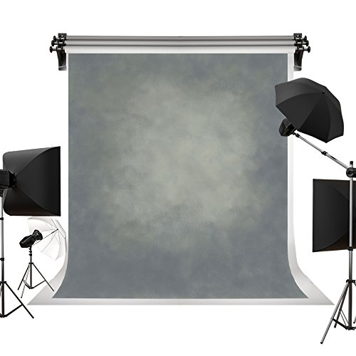 Kate 10x10ft Oil Painting Printed Old Master Light Gray Background Portrait Photography Abstract Texture Backdrop Photography Studio Props for Photographer Kids Children Adults by Kate