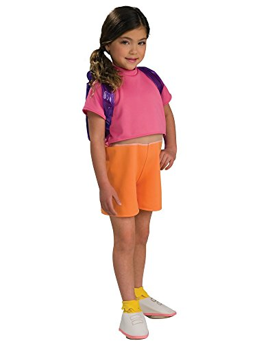 (Nick Jr. Dora The Explorer Child's Dora Costume with Backpack,)
