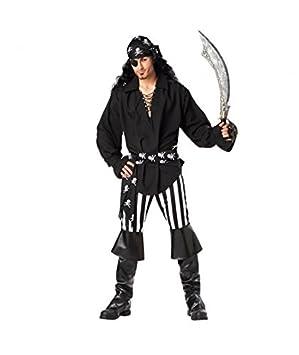 Disfraz Pirata hombre adulto para Carnaval (L): Amazon.es ...