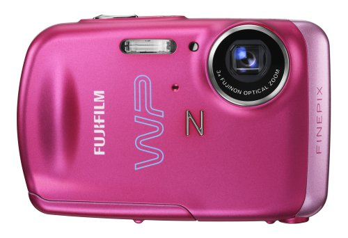Pink Digital Waterproof Camera - 8