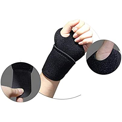 Wristband Hand Support Protection Skin-Friendly Breathable Suitable for Sports Protective Equipment Protective Warmth Mouse Hand Mother Hand Estimated Price £20.99 -