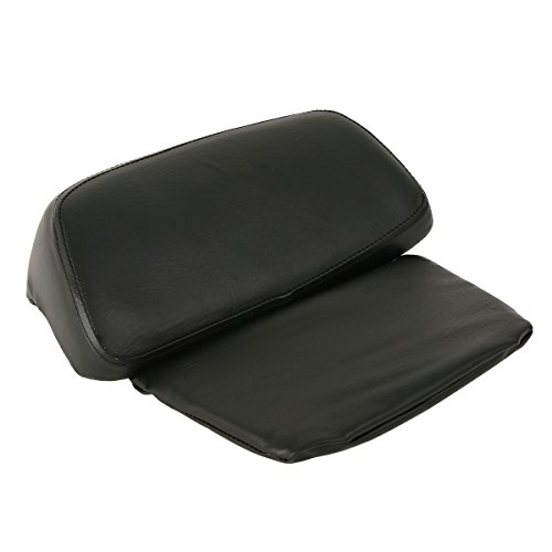 XMT-MOTO Chopped Razor Tour-Pak Backrest Pad For Harley Touring and Tri Glide models 2014 2015 2016 2017 2018