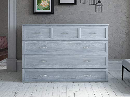 Atlantic Furniture Deerfield Murphy Bed Chest With