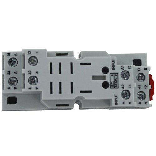 Dwyer Socket for Dwyer Series 782 Relay, 70-782D8-1A