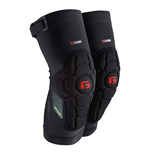 G-Form Pro-robuuste Beschermende Fietsen Knie Pads
