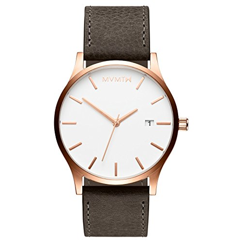 Mvmt Classic Watches 45 Mm Men S Analog Minimalist Watch